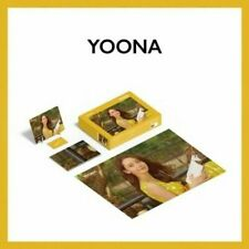SM Goods Yoona[Puzzle Package]1000 Piece+Poster/On+Frame+Lucky Card+Gift+Trackin