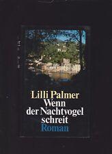 WENN DER NACHTVOGEL SCHREIT - Lilli Palmer