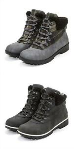 NEW Jambu Redrock Women's Lace Up Fleece Lined Ankle Boots