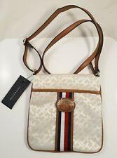 Tommy Hilfiger-bolso bolso de mano bolso señora Shopper shoulder Bag beige x Body