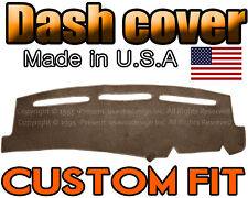 fits 2014  CHEVROLET  TAHOE  DASH COVER MAT DASHBOARD PAD  /  TAUPE