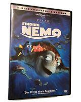 Walt Disney ~ Finding Nemo ~ 2-Disc Collector's Edition DVD THX ~ FREE Shipping