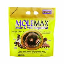 Bonide 692150 Mole Max and Vole Repellent Granules, 10-Pound