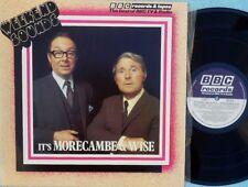 Morecambe & Wise ORIG OZ LP It's Morecambe & Wise Nm '71 BBC British comedy