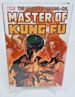 Shang-Chi Master of Kung Fu Omnibus Volume 3 HC Hard Cover New Sealed $125