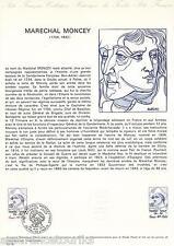 DOC. PHILATÉLIQUE - CÉLÉBRITÉS  - 1976 YT 1880
