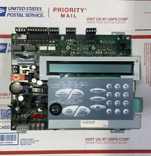 Gamewell Fci 7100 1 Fire Alarm Control Panel Unknown Password