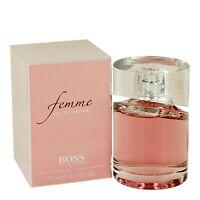 Hugo Boss Femme Fragrance for Women 75ml EDP Spray