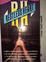 """Restless Heart """"Wheels"""" Cassette Tape"""
