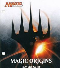Magic Origins Fat Pack's Player's Guide MTG MAGIC the GATHERING, New