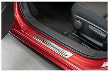 Esclusivi Design V2A Battitacco per Mazda 3 Tipo di Bp da Anno Fab.