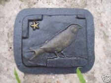 Egyptian bird mold abs plastic mold cement mold plaster mould concrete