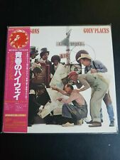 THE JACKSONS AND  Michael Jackson -GOIN' PLACES-JAPAN MINI LP CD+ obi completo