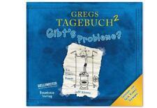 Gregs Tagebuch 02 - Gibt's Probleme? von Jeff Kinney (2009, Hörspiel)