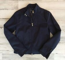 VINTAGE RALPH LAUREN POLO GOLF JACKET WOMEN'S SMALL (NAVY BLUE)
