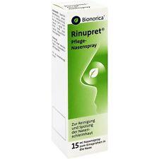 RINUPRET Pflege Nasenspray   15 ml   PZN4522416