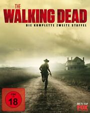 The Walking Dead - Season/Staffel 2 - Limited Edition # 3-BLU-RAY-BOX-NEU