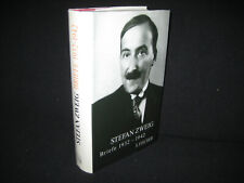 Stefan Zweig , Briefe 1932-1942 , S.Fischer 2005 , EA Erstausgabe