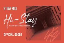 STRAY KIDS HI-STAY TOUR FINALE IN SEOUL OFFICIAL GOODS RANDOM MINI POSTER SET