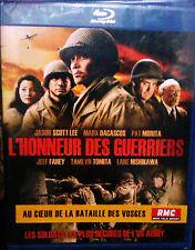 """BLU-RAY """"L'HONNEUR DES GUERRIERS""""  Zone A-B-C - NEUF SOUS BLISTER"""