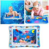 Sensory Water Mat Baby Toddler Squishy Play Toy Water Cushion Inflatable Top