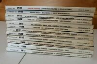 Byte Magazine (January 1990 - December 1990, Lot of 12 Consecutive Issues)