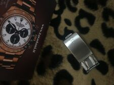 VINTAGE ROLEX CLASP  E 1980 62510-H jubilee band datejust gmt 16014 1675 16750