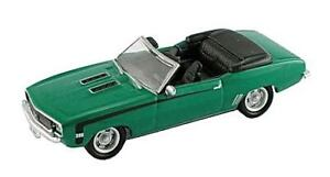 Model Power 19251 1:87 1969 Chevrolet SS Camaro Green