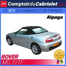 Capote Rover MG F/TF  cabriolet - Toile Alpaga Stayfast®