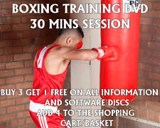 LEARN TO BOX / BOXING BEGINNERS STEP BY STEP WORKOUT TRAINING DVD