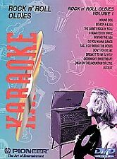 DVD Karaoke - Rock n' Roll Oldies V. 1 DVD BRAND NEW