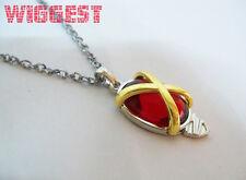 Shakugan no Shana Red Crystal Cosplay Necklace Alastor Pendant Perfect Gift