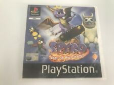 SPYRO: YEAR OF THE DRAGON ~ PAL PlayStation 1 ~ DISC & INLAY ONLY  TESTED ~