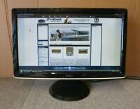 "Dell ST2010F 0YK4D 20"" LCD TFT CCFL HD Widescreen Desktop Monitor HMDI VGA"