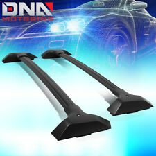 FOR 2009-2017 CHEVY TRAVERSE PAIR OE STYLE ALUMINUM ROOF RACK RAIL CROSS BARS