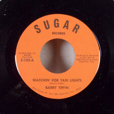 """Barry Tiffin Watchin' for Taxi Lights 7"""" 45 Sugar Records promo M-!!!"""
