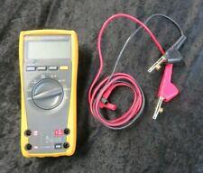 Fluke 175 True Rms Digital Multimeter With Leads