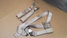 ★★1994-97 SEVILLE OEM REAR SEAT BELT & BUCKLES-BACK SEAT RH LH CENTER SLS★★