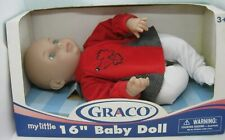 """Graco 16"""" My Little Baby Doll 2004 Brand NEW in Box - VERY RARE"""