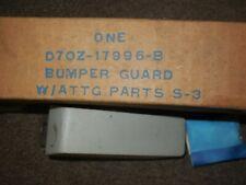 NOS 1977 1978 1979 Ford LTD II Rear Bumper Guard RH D7OZ-17996-B