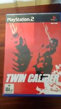 Twin Calibur (Sony Playstation 2, PS2) Shooter PAL NM