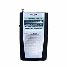 Portable Radio AM FM Small Best Mini For Sale Personal Pocket With Speaker Beach