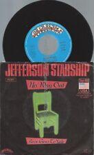 """7""""   Jefferson Starship – No Way Out"""