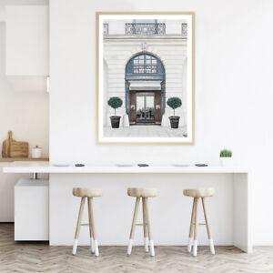 NEW 31 Rue Cambon II Unframed Premium Wall Art Print | Chanel Artwork Home Decor