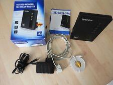 Fritz!Box 7412 WLAN-Router DSL-Modem 1&1  nur kurz eingesetzt