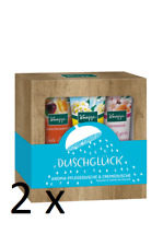 Kneipp Geschenkpackungen Duschglück Aroma Pflegedusche 2 Packungen