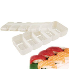 Nigiri Sushi Mold Rice Balls 5 Rolls Makers Non Stick Press Bento Tools KIT BH