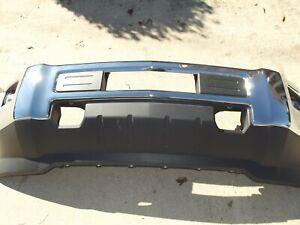 2015-2019 Chevrolet Silverado 2500 3500 Chrome front Bumper OEM fog lights