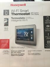 NEW/SEALED Honeywell WiFi Smart Thermostat Touchscreen  RTH9580WF  FREE SHIPPING