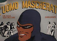 lee falk ray moore L'UOMO MASCHERATO garzanti 1971 età d'oro del fumetto phantom